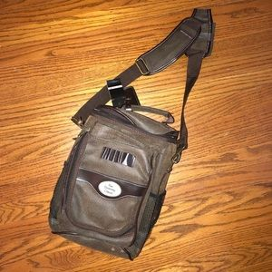 Other - NWT | Golf Leather Cooler Bag